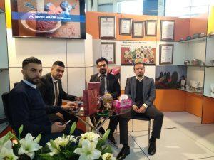 exhibition, maleki commercial co