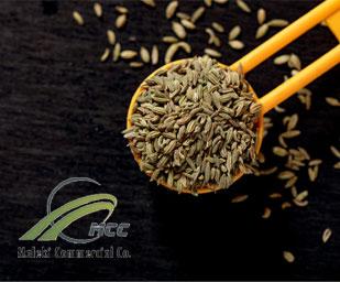 الزيت الأساسي للشمرة, maleki commercial co