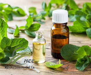 Peppermint essential oil, maleki commercial co