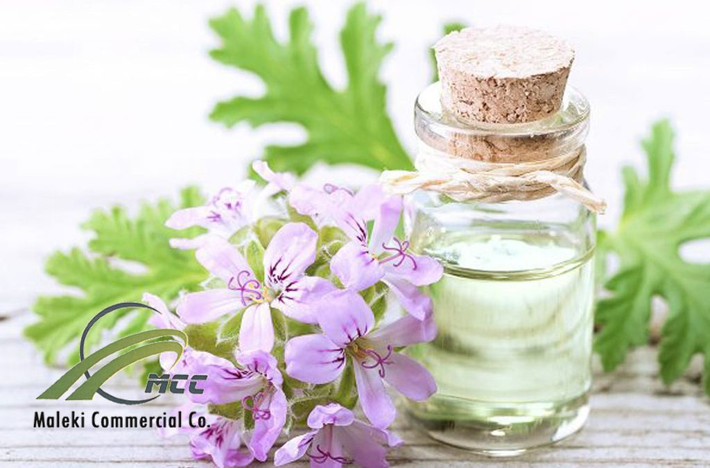 Geranium essential oil, maleki commercial co