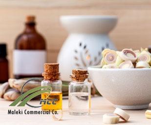 أسانس عشب الليمون, maleki commercial co